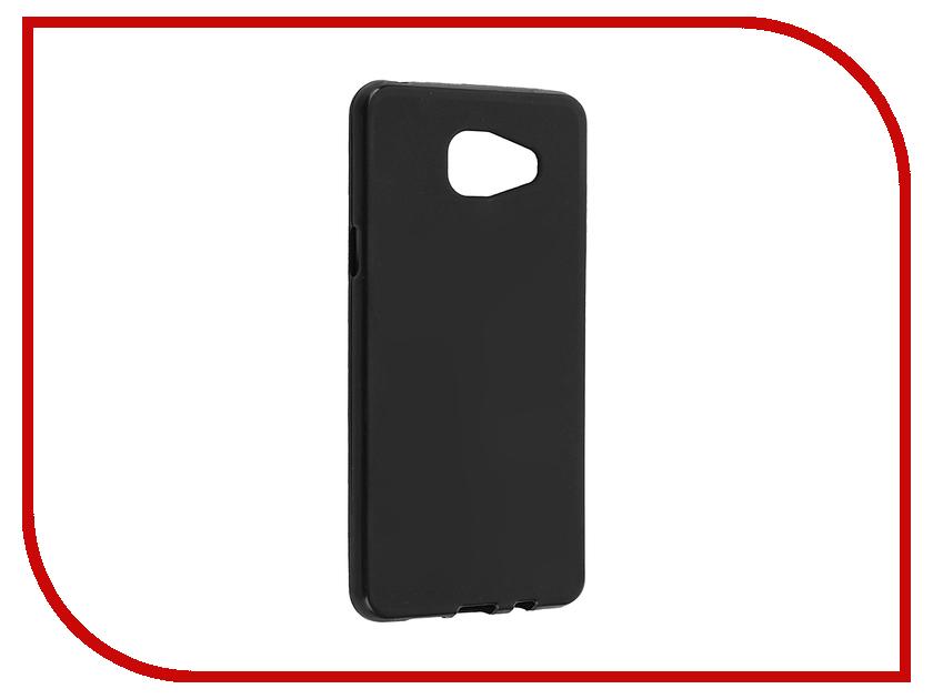 Аксессуар Чехол-накладка Samsung Galaxy A5 Pulsar Clipcase TPU Black PTC0149<br>