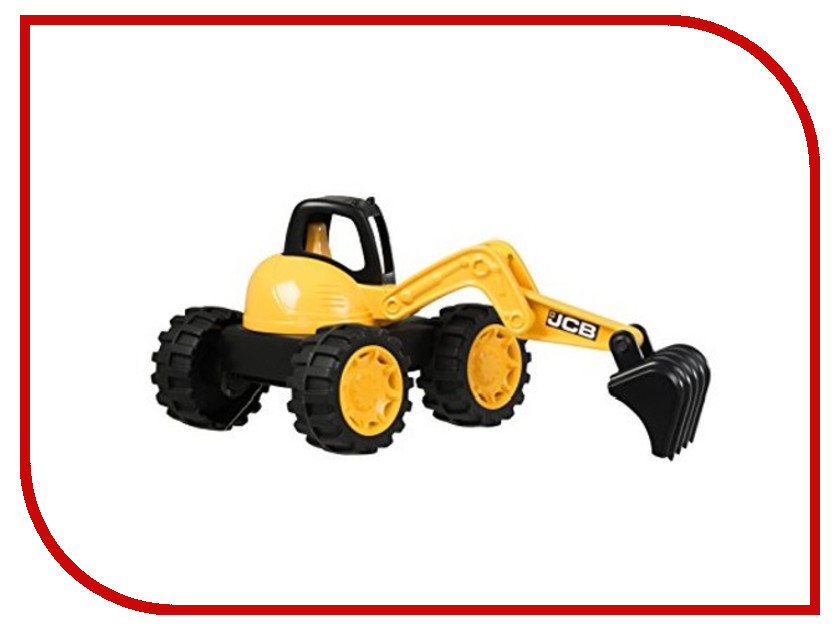 Игрушка HTI Экскаватор 1416226.00 hti мусоровоз roadsterz
