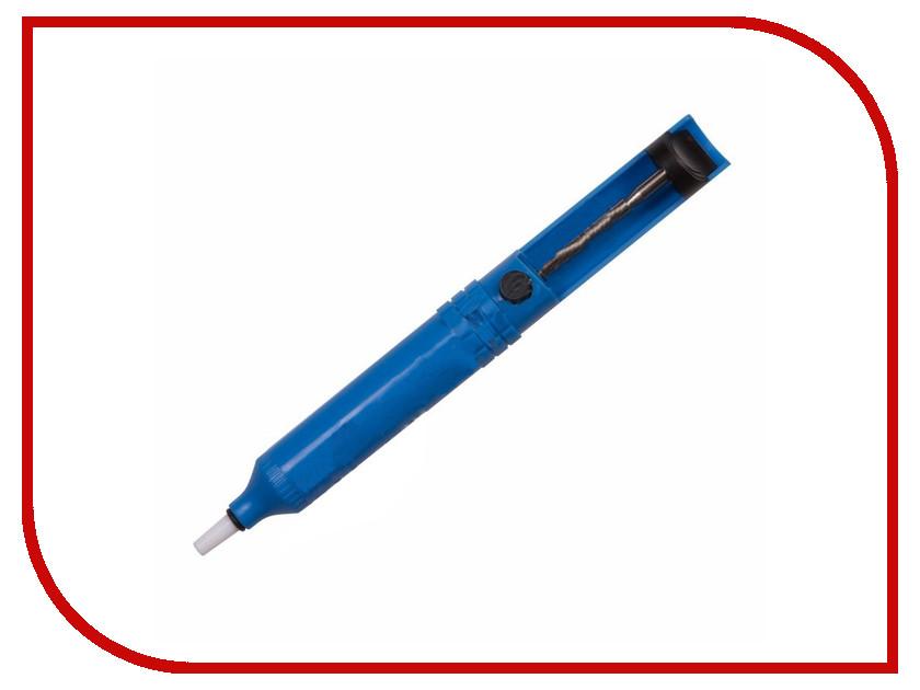 Оловоотсос Rexant FD-7058 12-0201 отвертка rexant sl6x125mm 12 4723