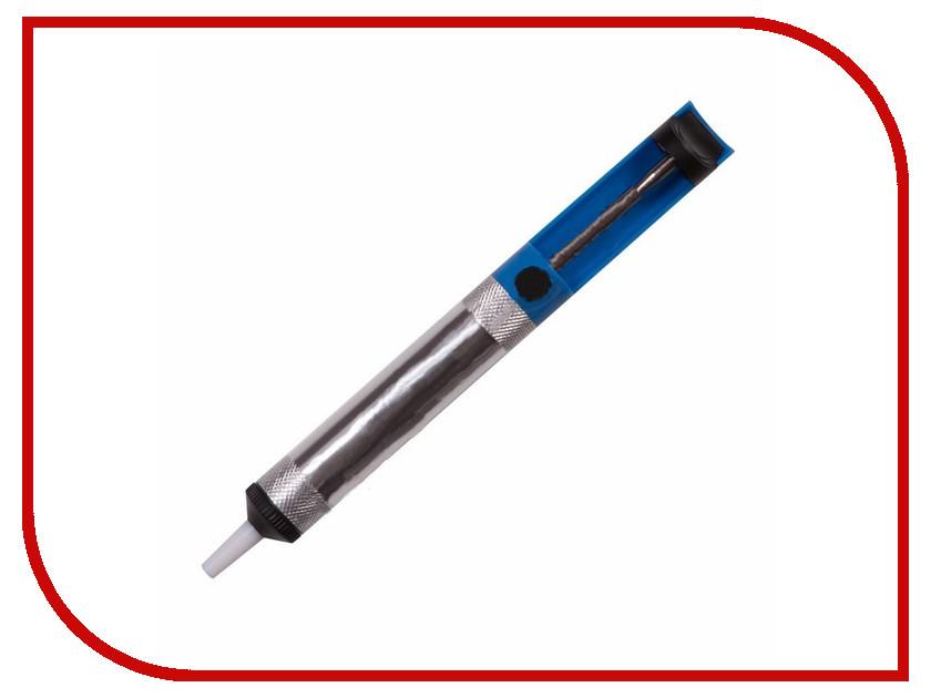 Оловоотсос Rexant FD-7053 12-0202 отвертка rexant sl6x125mm 12 4723