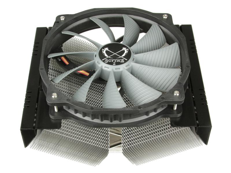 Кулер Scythe Grand Kama Cross 3 SCGKC-3000 (Intel LGA775/LGA1150/LGA1151/LGA1155/LGA1156/LGA1366/LGA2011/2011-v3/AMD AM2/AM2+/AM3/AM3+/FM1/FM2/FM2+)