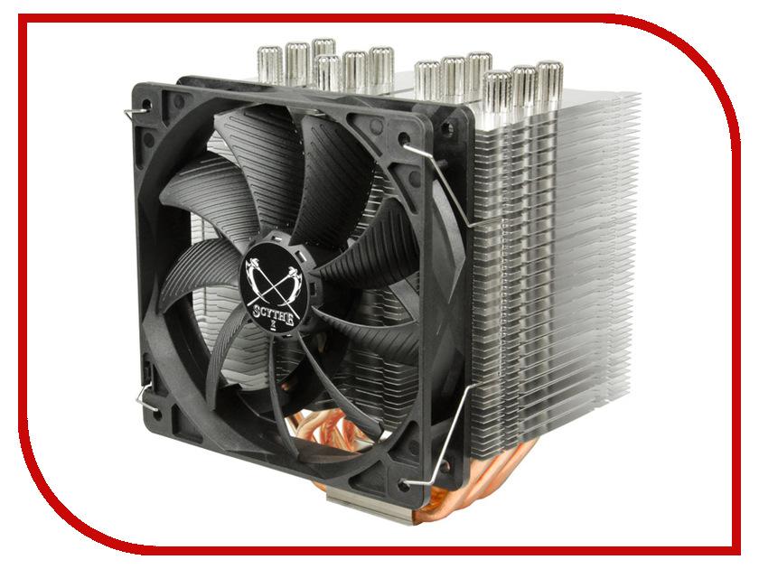 Scythe Кулер Scythe Mugen 4 SCMG-4000 (Intel LGA775/LGA1150/LGA1151/LGA1155/LGA1156/LGA1366/LGA2011/2011-v3/AMD AM2/AM2+/AM3/AM3+/FM1/FM2/FM2+)