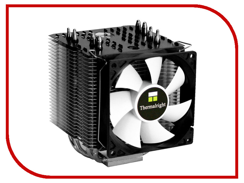 Кулер Thermalright Macho 90 MACHO-90 (Intel LGA775/1150/1151/1155/1156/1366/AMD AM2/AM2+/AM3/AM3+/FM1/FM2/FM2+)