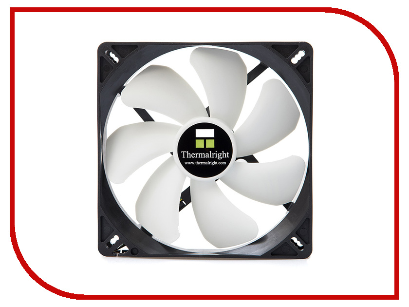 Вентилятор Thermalright TY-147A SQ 140mm 300-1300rpm TY-147ASQ