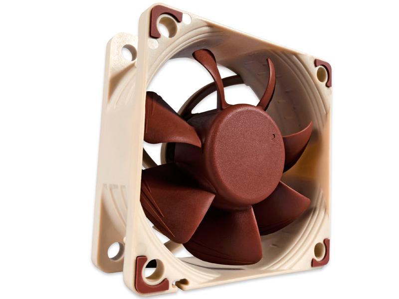 Вентилятор Noctua NF-A6x25 60mm 1600-3000rpm NF-A6X25-5V