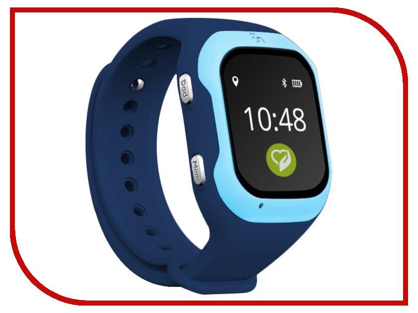 Умные часы Кнопка жизни К917 Blue