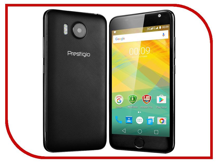 Сотовый телефон Prestigio Grace R7 Black PSP7501DUOBLACK<br>