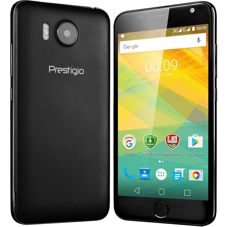 Сотовый телефон Prestigio Grace R7 Black PSP7501DUOBLACK от Pleer