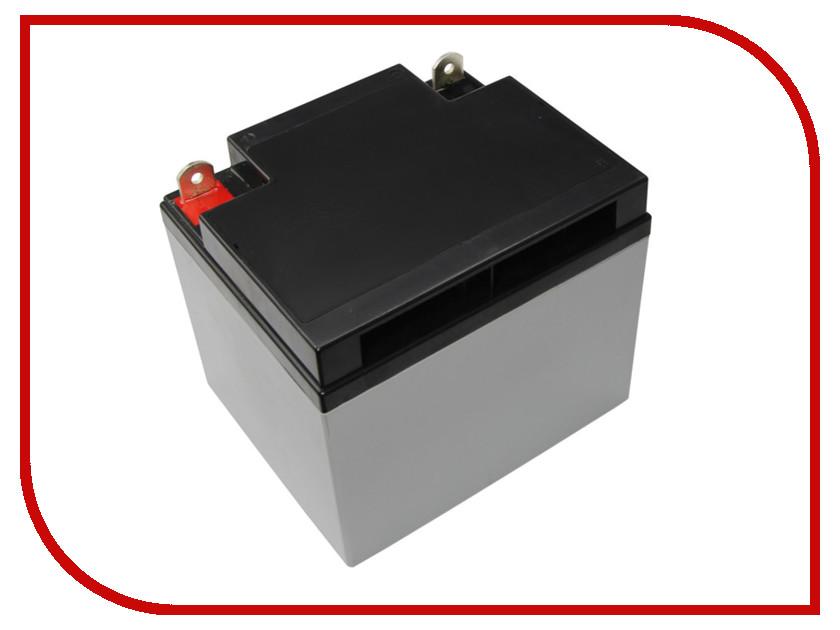 Аккумулятор Rexant 12V 40Ah 30-2400
