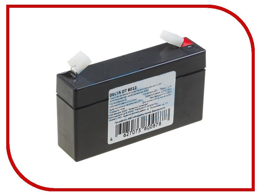 Аккумулятор Rexant 6V 1.2Ah 30-6012-4<br>