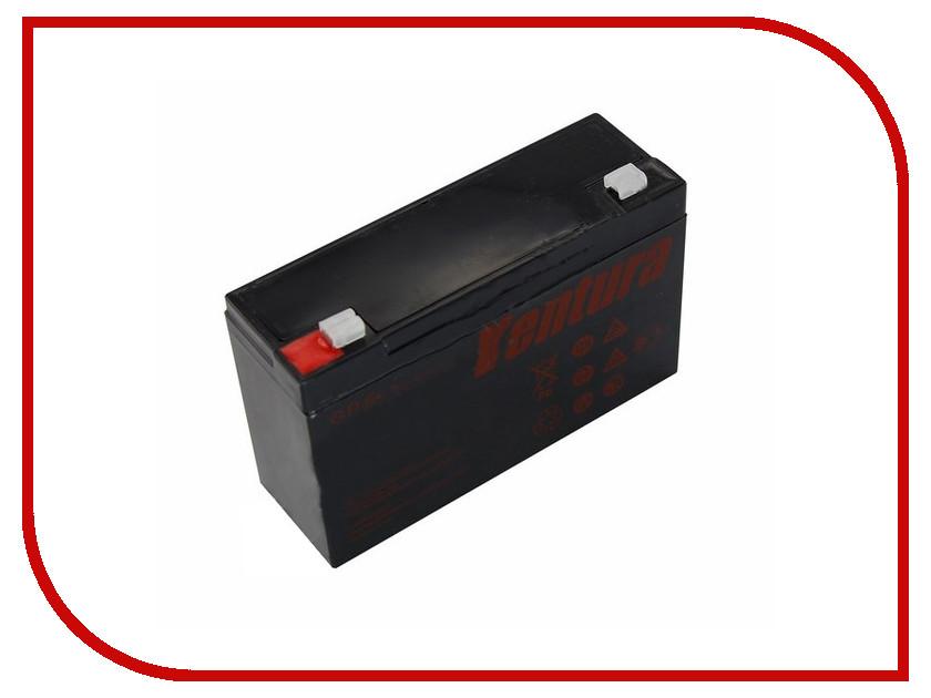 Аккумулятор Rexant 6V 12Ah 30-6120