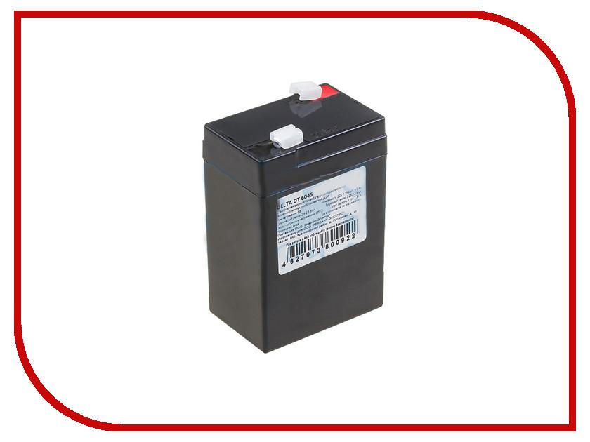 Аккумулятор Rexant 6V 4.5Ah 30-6045-4