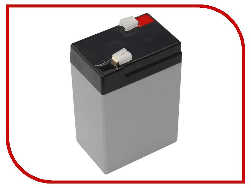 Аккумулятор Rexant 6V 4.5Ah 30-6045