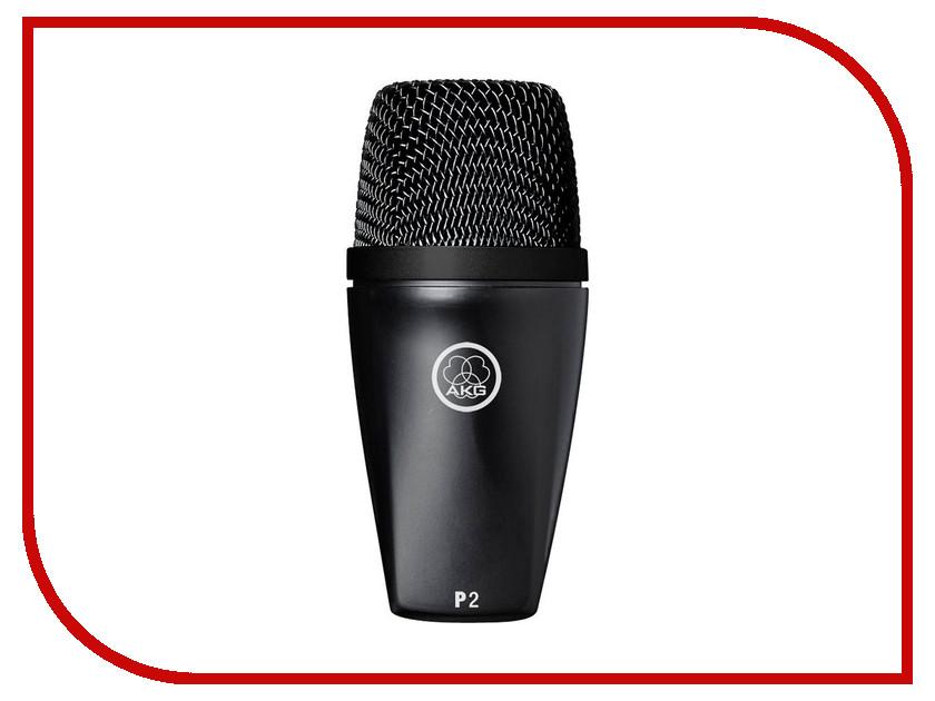 Микрофон AKG P2 akg wms40 mini vocal set bd ism2