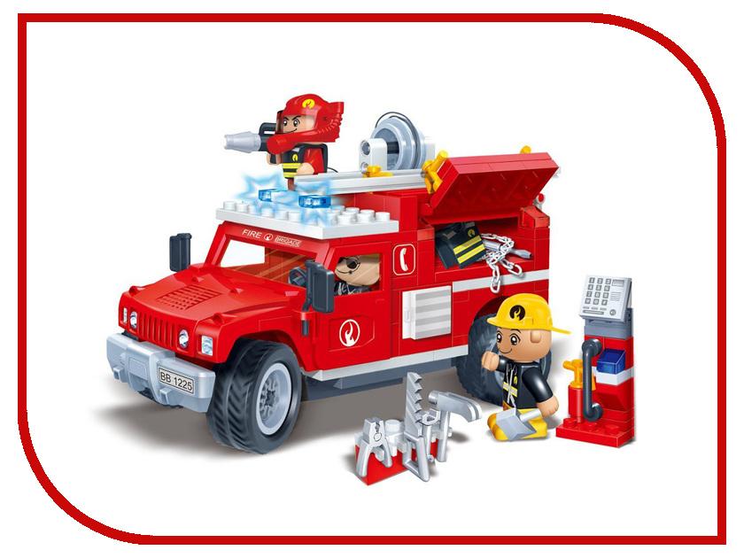 Игрушка BanBao Пожарная машина 242 дет. 8316<br>