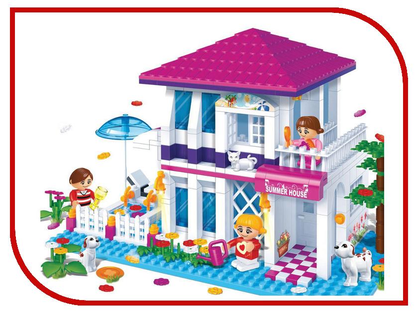 Игрушка BanBao Летний дом 425 дет. 6105<br>