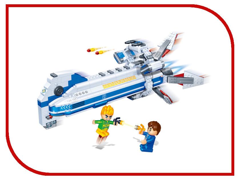 Игрушка BanBao Космический летательный аппарат 522 дет. 6403<br>
