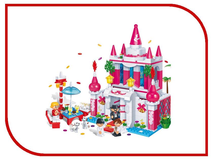 Игрушка BanBao Замок с аксессуарами 552 дет. 6101