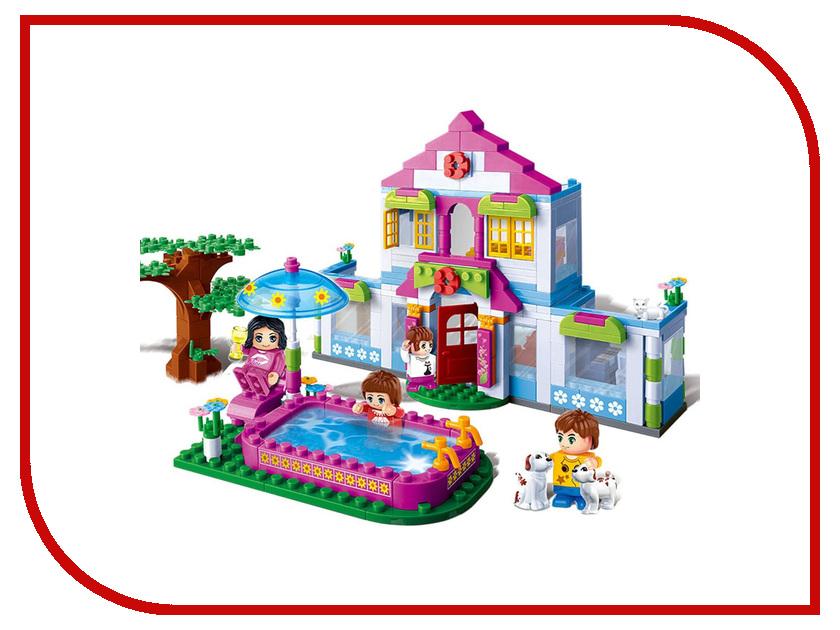 Игрушка BanBao Дом мечты 405 дет. 6109<br>