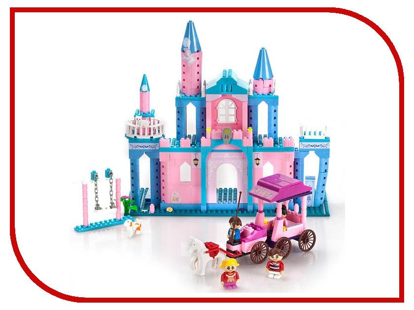 Игрушка BanBao Дворец с аксессуарами 580 дет. 8360<br>