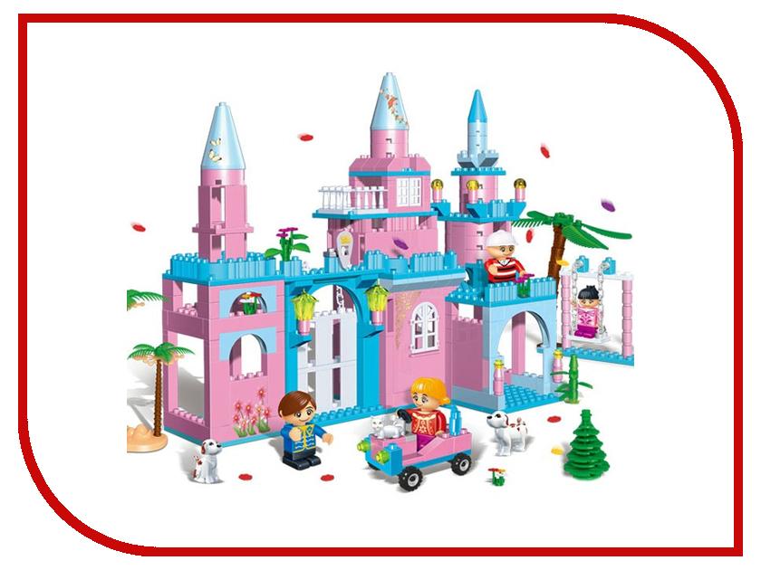 Игрушка BanBao Дворец с аксессуарами 500 дет. 8362<br>