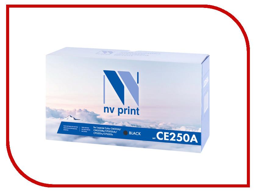 Картридж NV Print CE250A Black для LaserJet Color CM3530/CM3530fs/CP3525dn/CP3525n/CP3525x/Canon i-SENSYS LBP-7750Cdn<br>