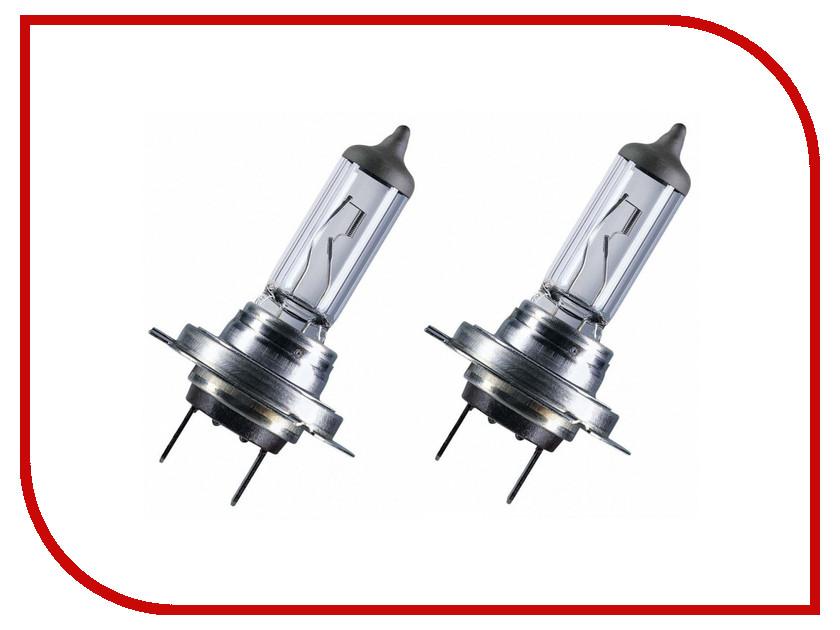 Лампа Bosch H7 12V 55W Xenon Silver White 1 987 301 087 (2 штуки)