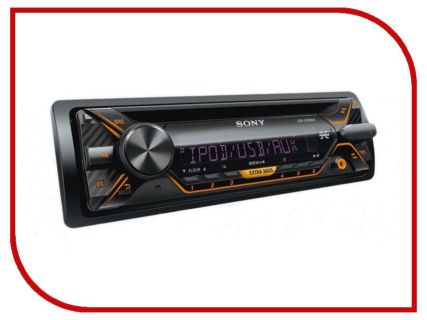 Автомагнитола Sony CDX-G3200UV/Q