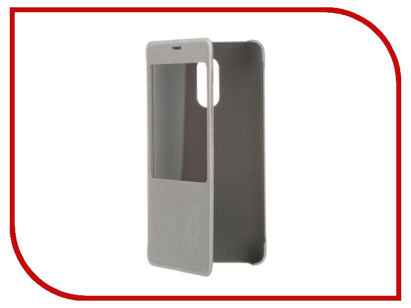 Аксессуар Чехол Xiaomi Redmi Pro Smart Flip Case Silver NYE5427TY<br>