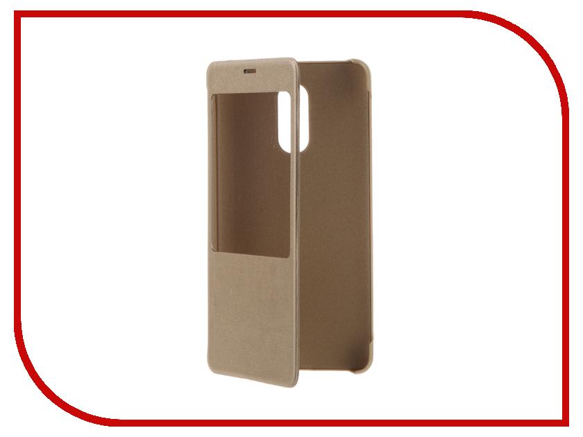 Аксессуар Чехол Xiaomi Redmi Pro Smart Flip Case Gold NYE5425TY<br>