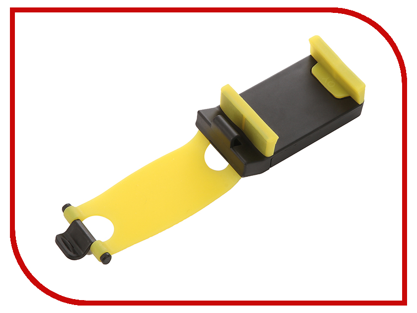 Аксессуар Apres Car Wheel Phone Holder Yellow<br>