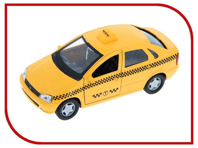 Игрушка AUTOTIME Лада Калина такси 11497W-RUS