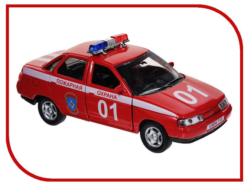 Игрушка AUTOTIME Лада 2110 пожарная охрана 7866W-RUS<br>