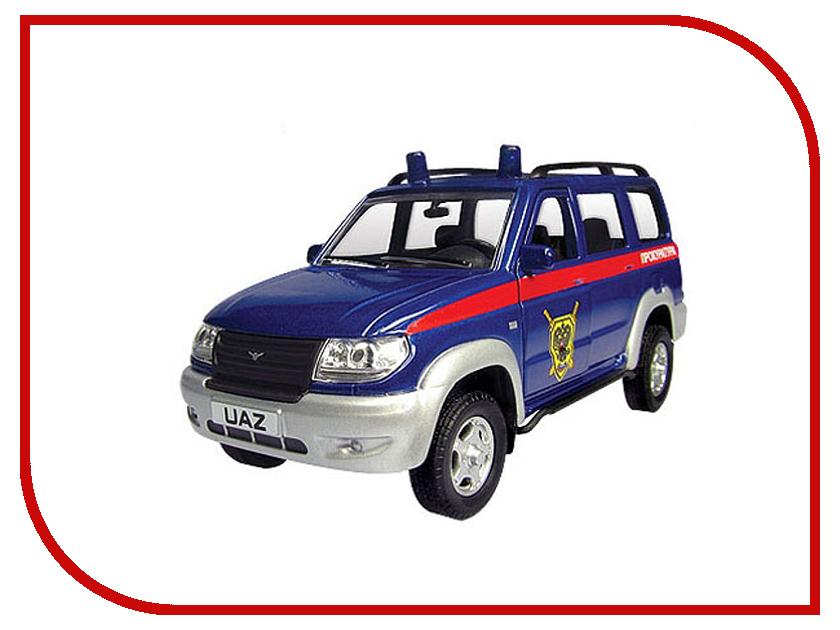 Игрушка AUTOTIME УАЗ Патриот прокуратура 30186<br>