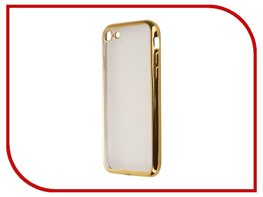 Аксессуар Чехол-накладка Pulsar Frame Case для iPhone 7 Gold Metallic PTC0453<br>