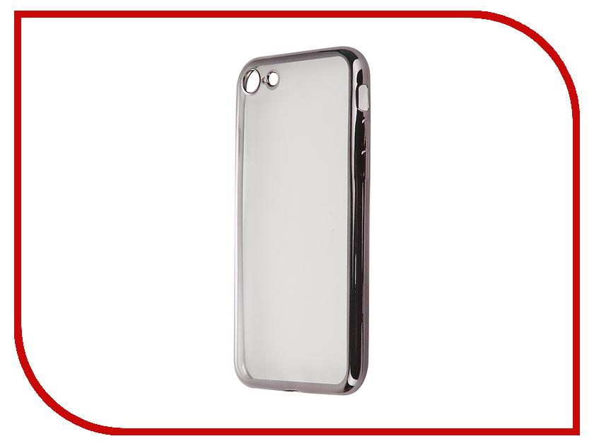 Аксессуар Чехол-накладка Pulsar Frame Case для iPhone 7 Grey Metallic PTC0452
