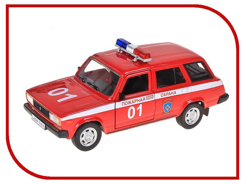 Игрушка AUTOTIME Лада 2104 пожарная охрана 32677W-RUS<br>