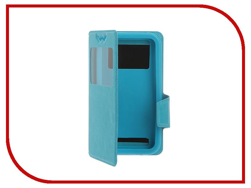 Аксессуар Чехол Pulsar Silicone Slide 4.5-4.8-inch универсальный Blue PSY005