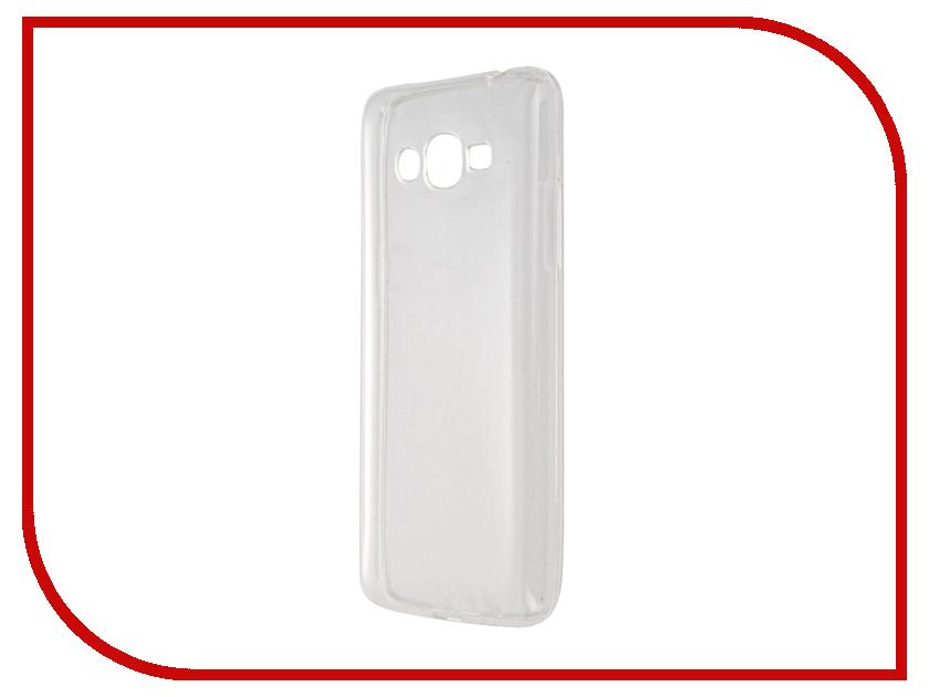 Аксессуар Чехол-накладка Samsung Galaxy J2 Prime G532 Pulsar Clipcase TPU Transparent PTC0067<br>