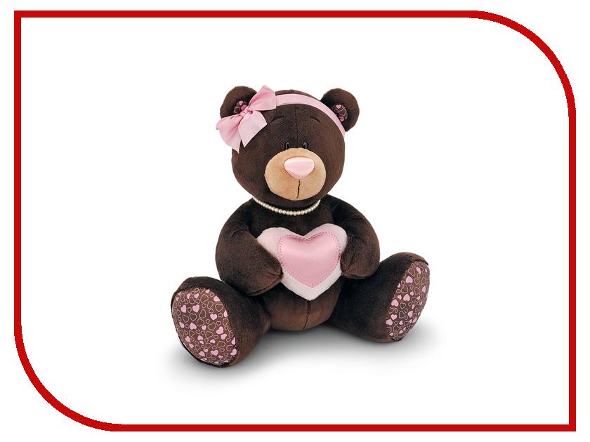 Игрушка Orange Toys Milk Медведь с сердцем 30cm 78634 M003/30 toys block