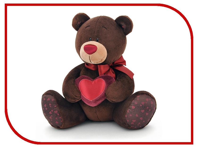 Игрушка Orange Toys Choco Медведь с сердцем 25cm 78685 M003/25<br>