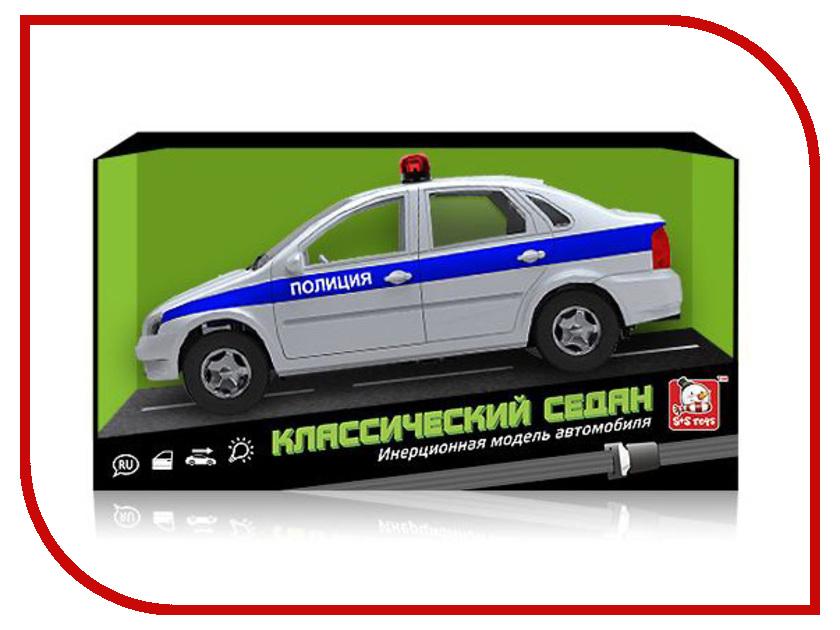 Машина S+S toys EB80108R