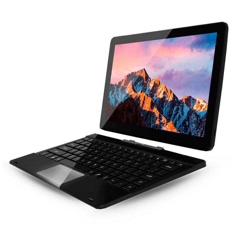 Планшет Ginzzu GT-1160 Black (Intel Atom X5-Z8300 1.44 GHz/2048Mb/32Gb/Wi-Fi/Bluetooth/Cam/11.6/1366x788/Windows 10)