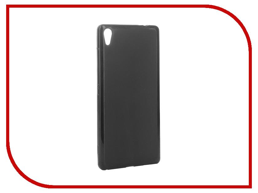 Аксессуар Чехол Sony Xperia XA Ultra Apres Black<br>