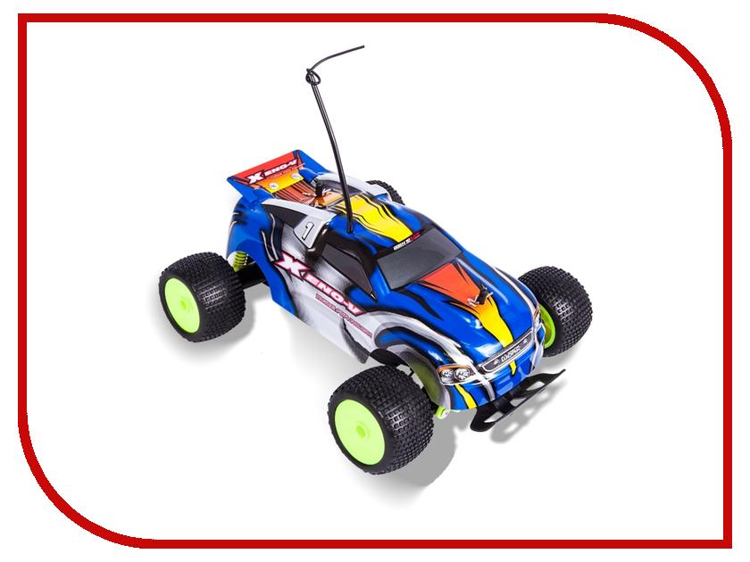 Радиоуправляемая игрушка Mioshi Tech Xeno-V Blue MTE1201-003C