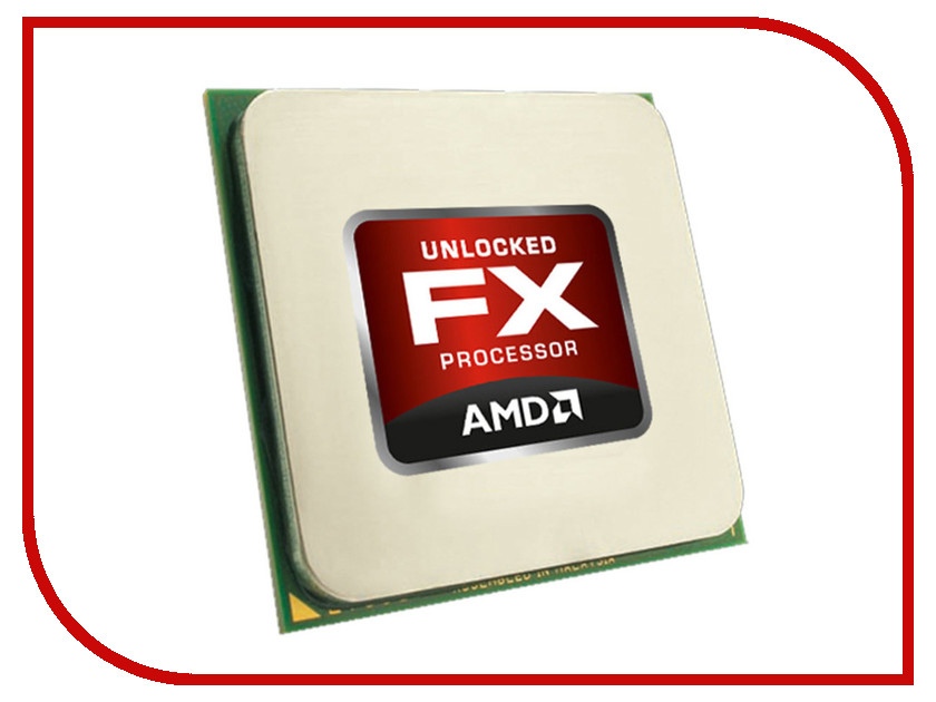 Процессор AMD FX-8310 Vishera<br>