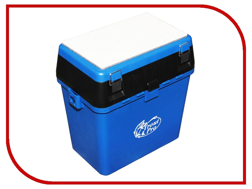 Ящик Trout Pro XHS-317 Blue<br>