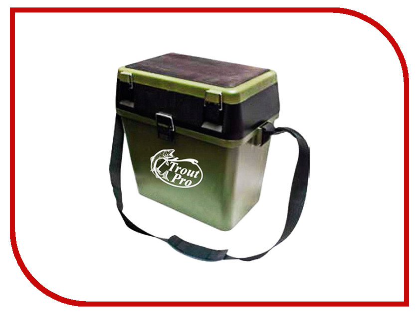 Ящик Trout Pro XHS-317 Green