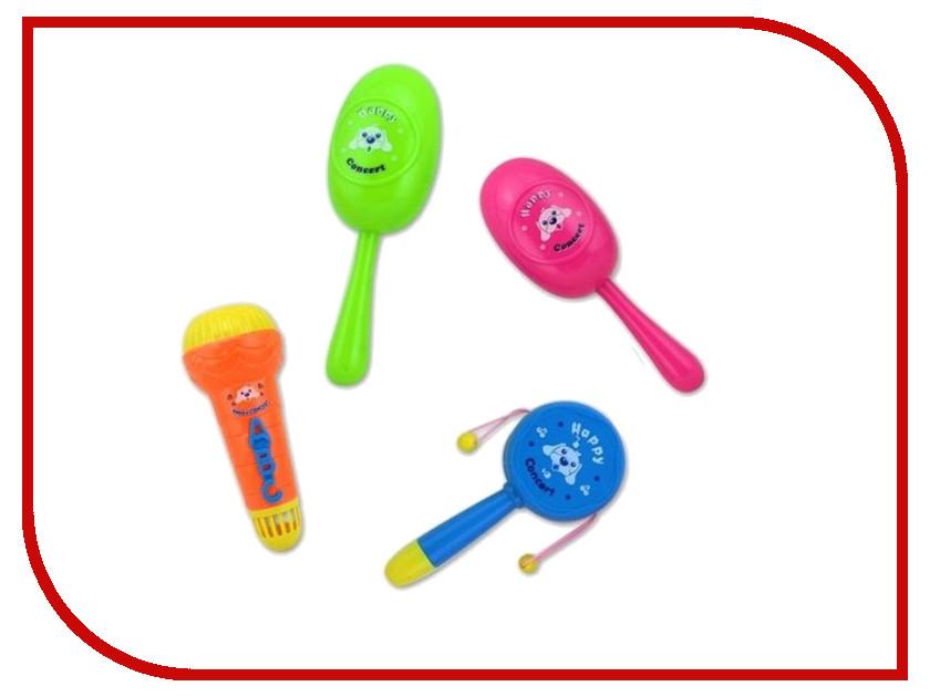 Игрушка S+S toys Набор музыкальных инструментов 96918 игра s s toys набор инструменты 96972