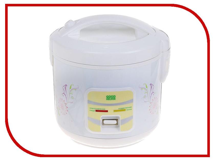 Мультиварка Goodhelper C202C White мультиварка